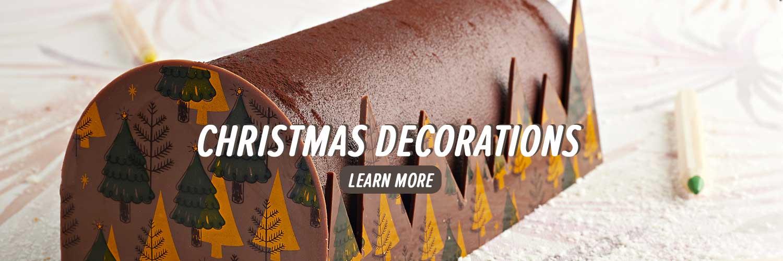 décors Noel Chocolatree christmas decorations