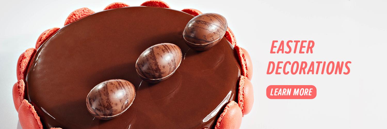 Chocolatree décors en chocolat - catalogue printemps été 2019