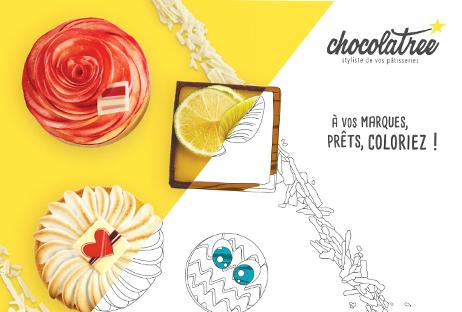 couverture chocolatree décors nouveau catalogue