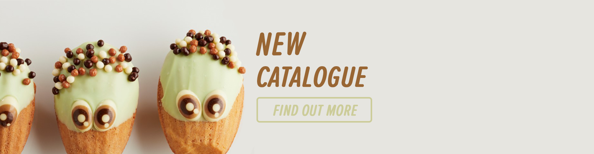 NEW catalogue chocolatree chocolate decorations : find out more