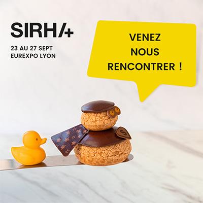 Venez nous rencontrer au sirha 2021